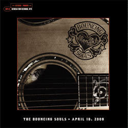 "The Bouncing Souls ""Live At Generation Records"" 12"""