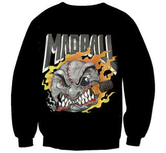 "Madball ""New Ball"" Crew Neck Sweatshirt"