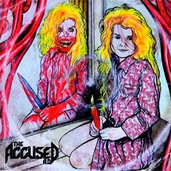 "Accused A.D. ""The Ghoul In The Mirror"" LP"