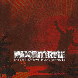 "Majority Rule ""Interviews With David Frost"" LP"