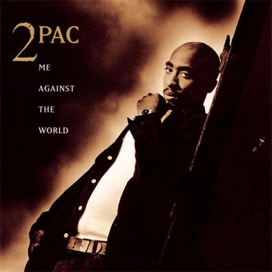 "2Pac ""Me Against The World"" 2xLP"