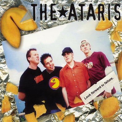 "The Ataris ""Look Forward To Failure"" 10"""