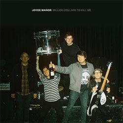 "Joyce Manor ""Million Dollars To Kill Me"" CD"