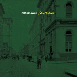 "Break Away ""Cross My Heart"" LP"