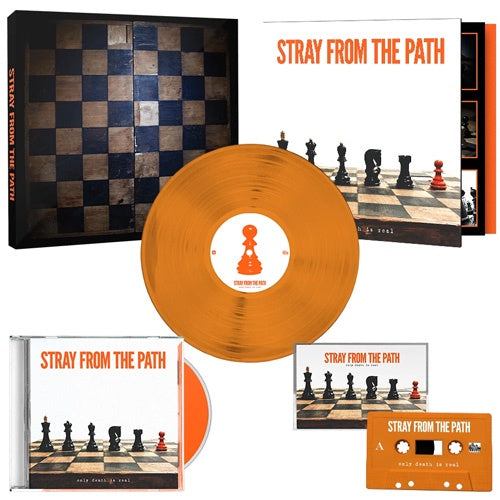 "Stray From The Path ""Only Death Is Real"" LP Box Set"