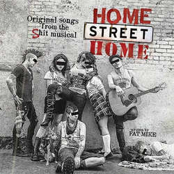 "NOFX And Friends ""Home Street Home"" LP"