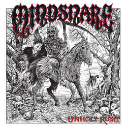"Mindsnare ""Unholy Rush"" CD"