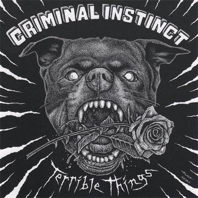 "Criminal Instinct ""Terrible Things"" 12"""
