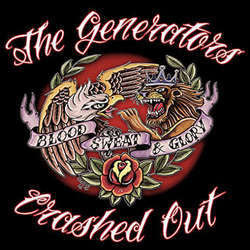 "Crashed Out / The Generators ""Split"" 10"""