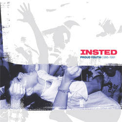 "Insted ""Proud Youth: 1986 - 1991"" 2xLP"