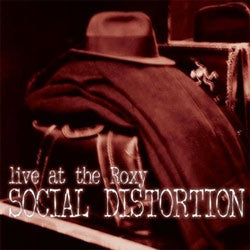 "Social Distortion ""Live At The Roxy"" 2xLP"