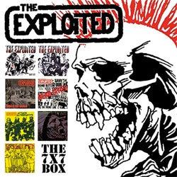 "The Exploited ""The 7x7 Box"" 7x7"""