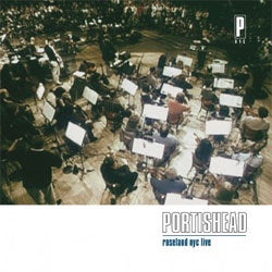 "Portishead ""Roseland NYC Live"" 2xLP"