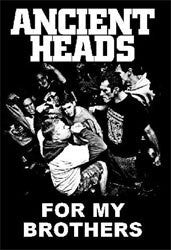"Ancient Heads ""For My Brothers"" Cassette"