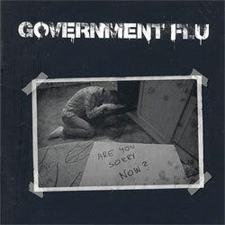 "Government Flu ""Are You Sorry Now?"" LP"