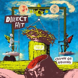 "Direct  Hit! ""Crown Of Nothing"" LP"