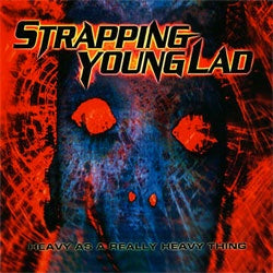 "Strapping Young Lad ""Heavy As A Really Heavy Thing"" 2xLP"
