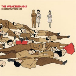"The Weakerthans ""Reconstruction Site"" CD"