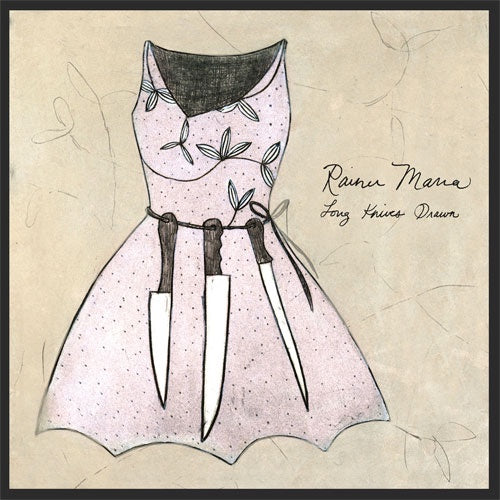 "Rainer Maria ""Long Knives Drawn"" LP"