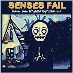 "Senses Fails ""From The Depths Of Dreams"" LP"