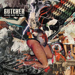 "Butcher ""Holding Back The Night"" LP"