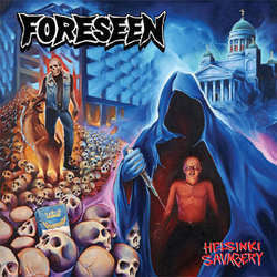 "Foreseen ""Helsinki Savagery"" LP"