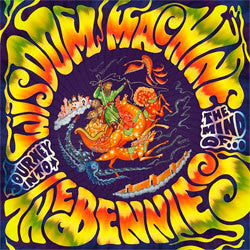 "The Bennies ""Wisdom Machine"" CD"