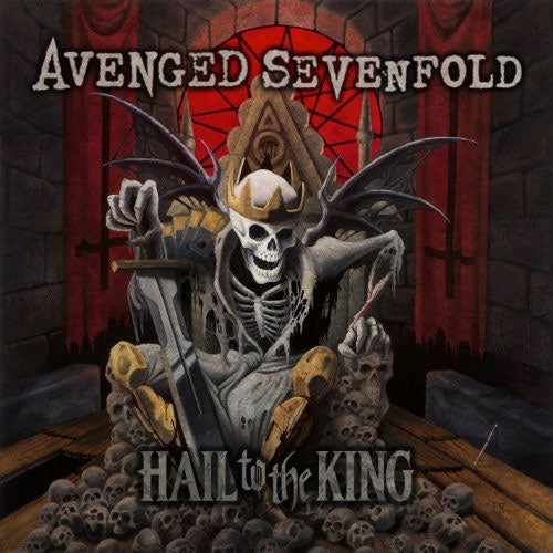 "Avenged Sevenfold ""Hail To The King"" 2xLP"