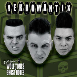 "Nekromantix ""Symphony Of Wolf Tones & Ghost Notes"" CD"