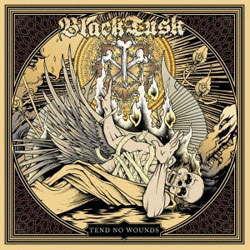 "Black Tusk ""Tend No Wounds"" LP"