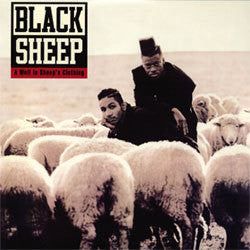 "Black Sheep ""Wolf In Sheep's Clothing"" LP"