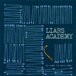 "Liars Academy ""No News Is Good News"" LP"