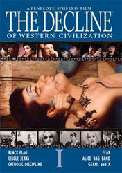 Decline Of Western Civilization Part 1 DVD