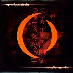 "A Perfect Circle ""Mer De Noms"" 2xLP"