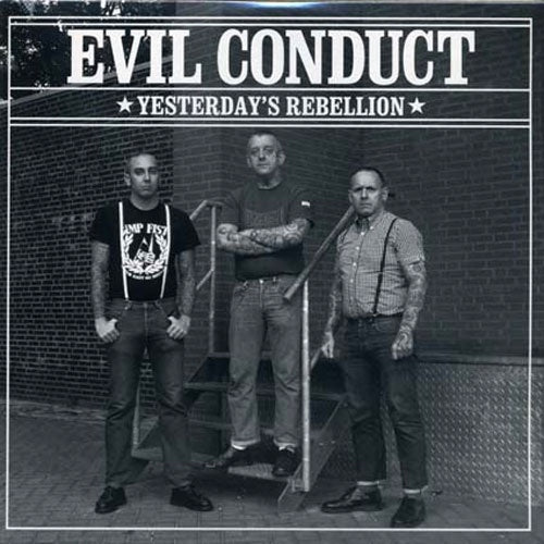 "Evil Conduct / Marching Orders ""Split"" 7"""