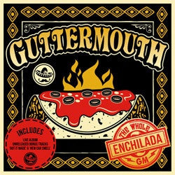 "Guttermouth ""Whole Enchilada"" CD"