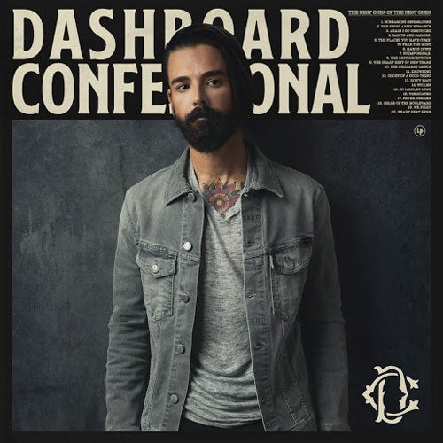 "Dashboard Confessional ""The Best Ones Of The Best Ones"" 2xLP"