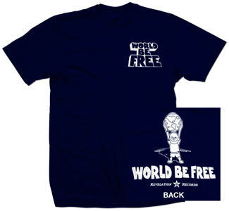 "World Be Free ""OG Logo"" T Shirt"