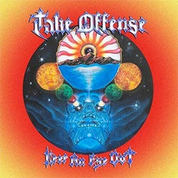 "Take Offense ""Keep An Eye Out"" CD"