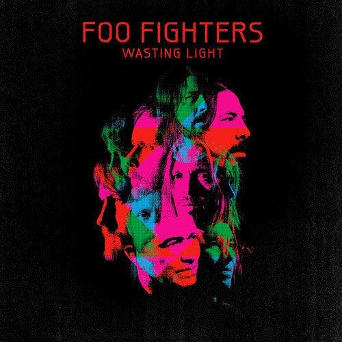 "Foo Fighters ""Wasting Light"" 2xLP"
