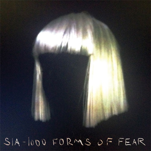"Sia ""1000 Forms Of Fear"" LP"