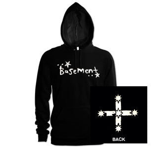 "Basement ""Star"" Hooded Sweatshirt"
