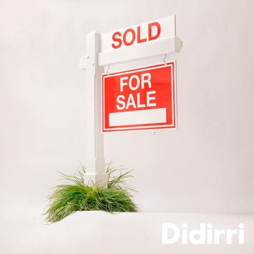 "Didirri ""Sold For Sale"" LP"