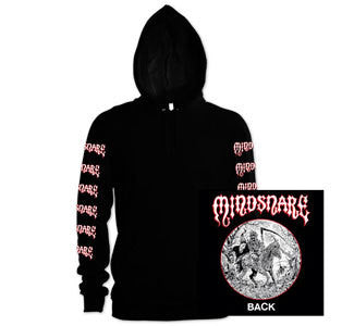 "Mindsnare ""Unholy Rush"" Hooded Sweatshirt"