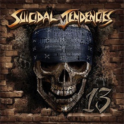 "Suicidal Tendencies ""13"" CD"