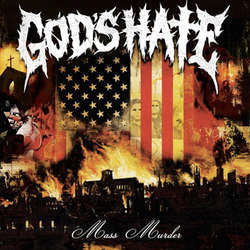 "God's Hate ""Mass Murder"" LP"