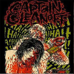 Captain Cleanoff / War Of The Second Dragon 'Split EP' 7""