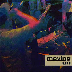 "Moving On ""Self Titled"" 7"""