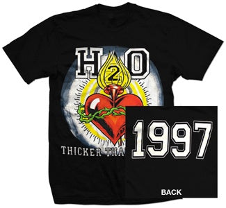 "H2O ""Thicker Than Water"" T Shirt"