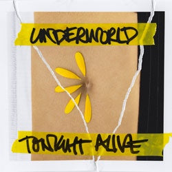"Tonight Alive ""Underworld"" CD"
